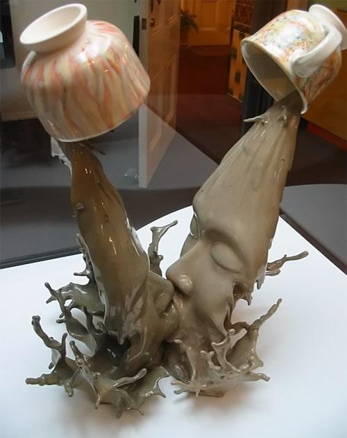 20 необычных скульптур, которые нарушают все законы