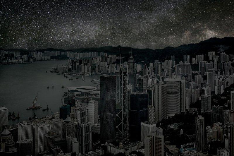 Города, освещенные только звездами