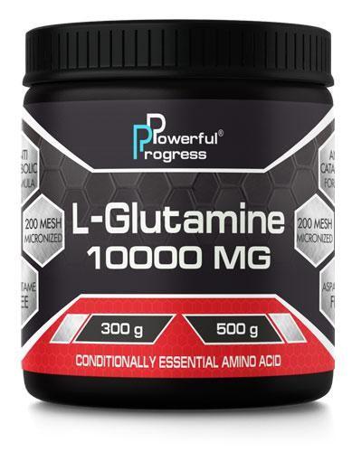 Proteinchik - L глютамин аминокислота
