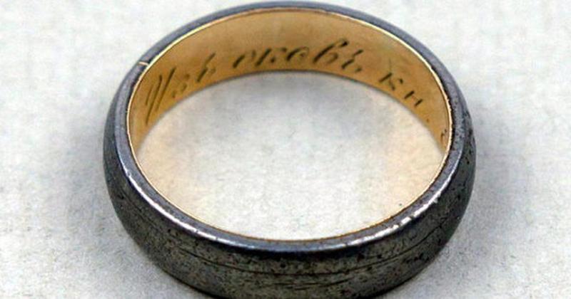 Кольцо декабриста за 9 000 000 рублей (3 фото)