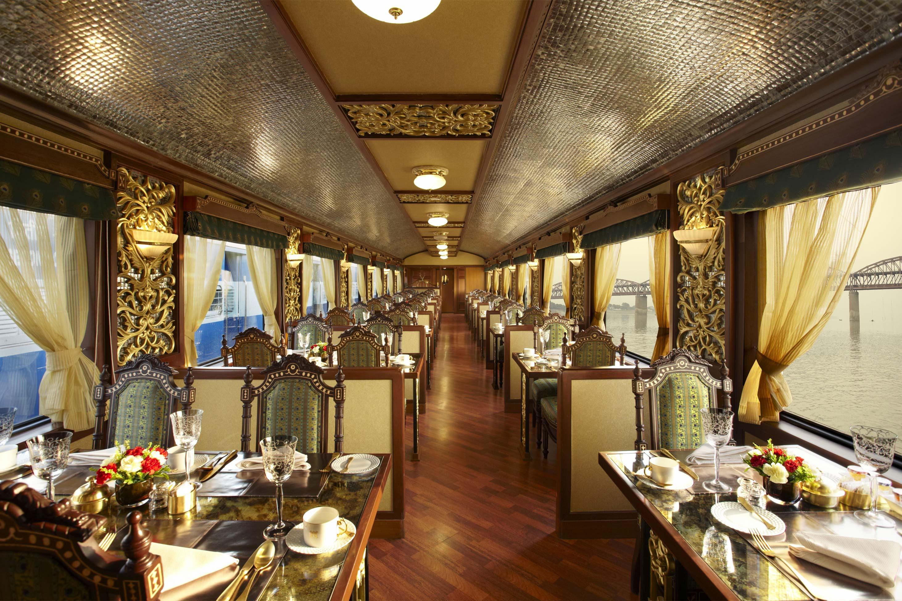 медью фото поезда для миллионеров образом шеллак