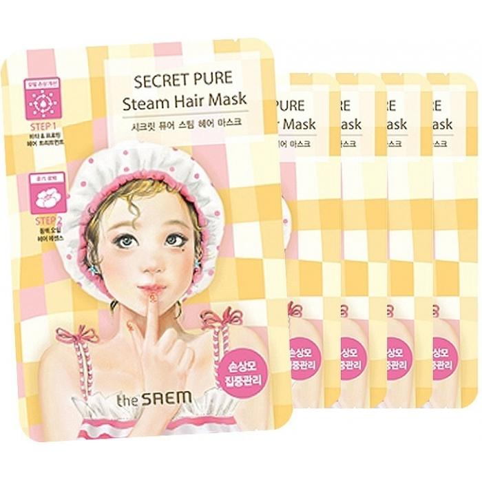 Корейские маски для волос: здоровье и сила локонов
