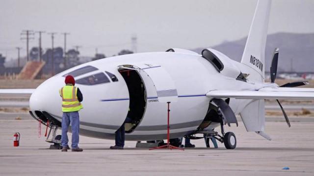 Засекреченная Celera 500L готовится к первому полету