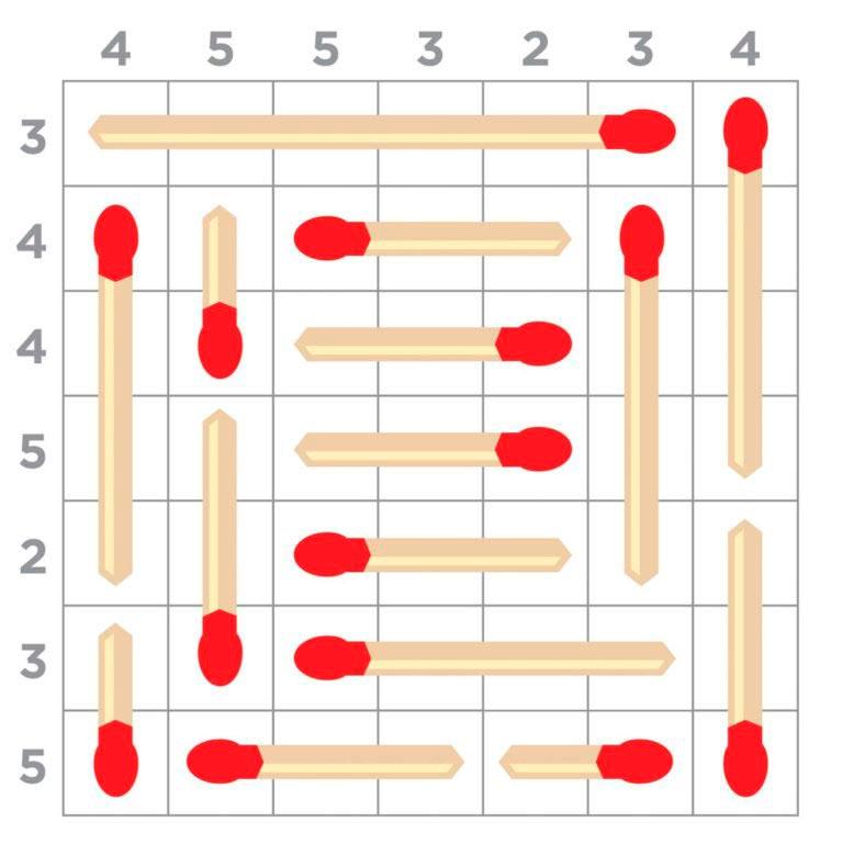 Попробуйте решить эти головоломки