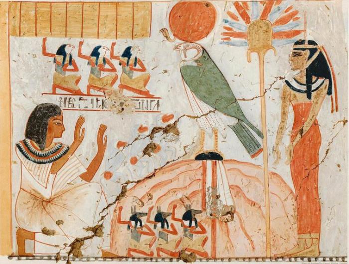 Как с древние времена пользовались зонтиком (10 фото)