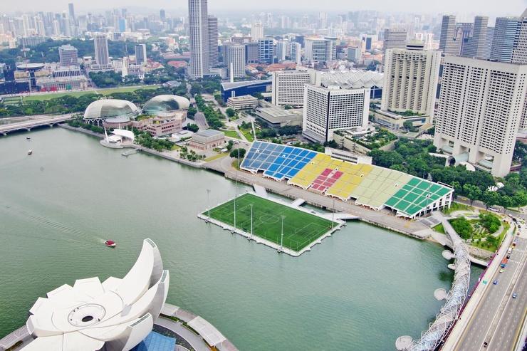 Самые невероятные стадионы мира