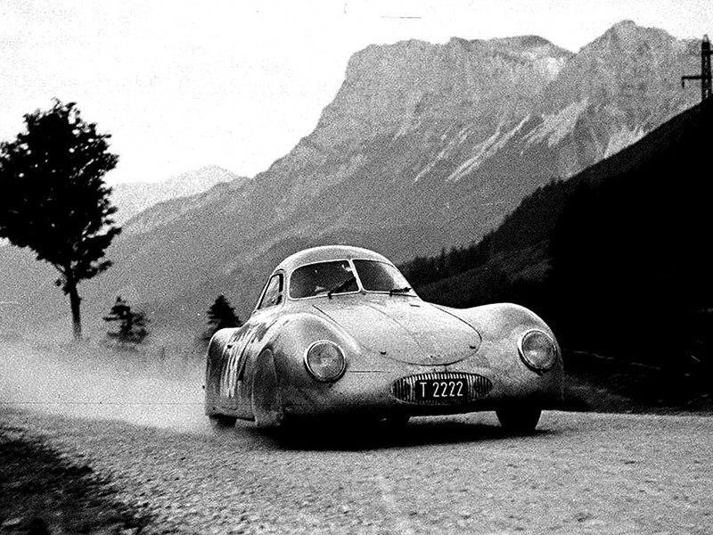 Самый старый в мире и единственный Porsche 917K (18  фото)