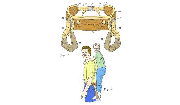 Самые нелепые патенты в мире (12 фото)