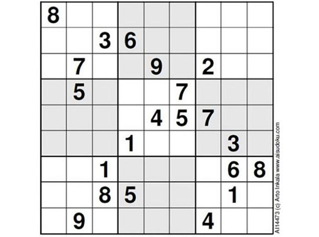 Труднейшие головоломки (10 фото)