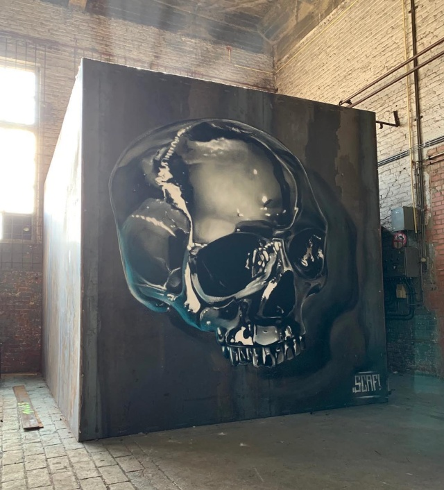 Cool graffiti from the French master 12