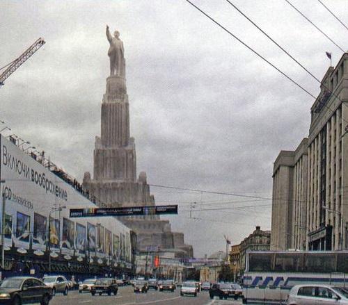 10 самых амбициозных и неосуществленных проектов СССР