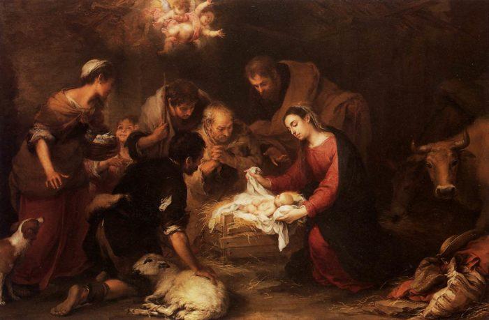 Самые загадочные пророчества Библии: Рождение Еммануила ( 3 фото )