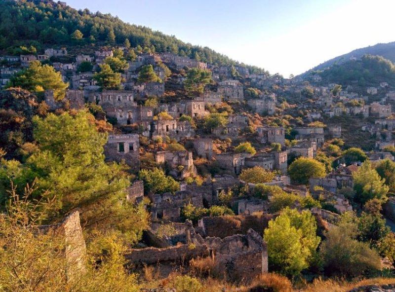 5 необычных мест Турции