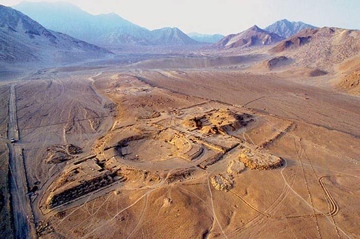 Древнейшая архитектура мира