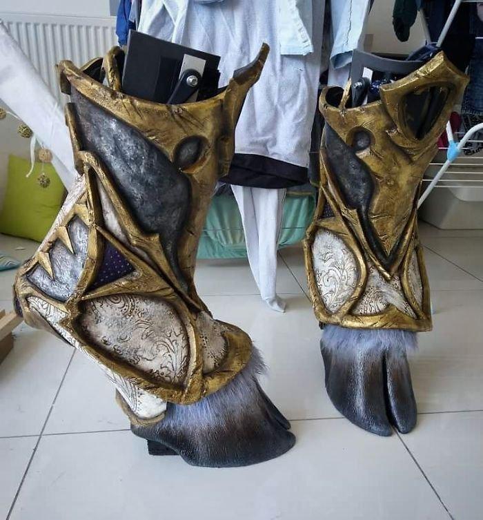 Туфли копыта фото