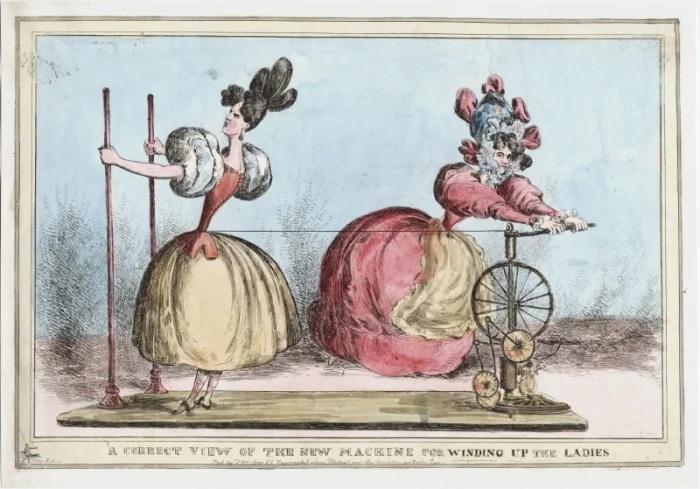 Странные заблуждения беременных в 19 веке
