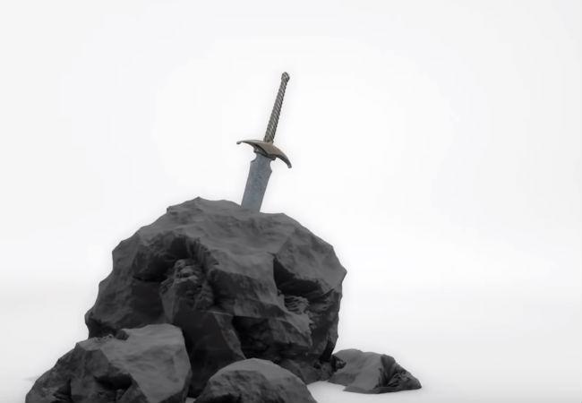 Ученые опознали в древней находке меч из легенд