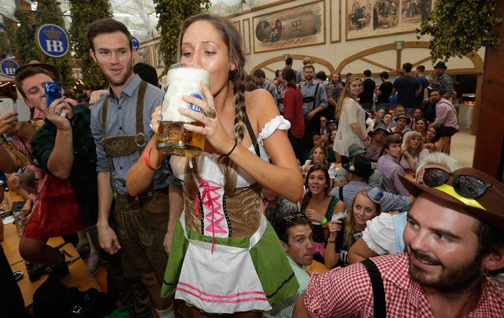 Европу назвали лидером по потреблению алкоголя в мире