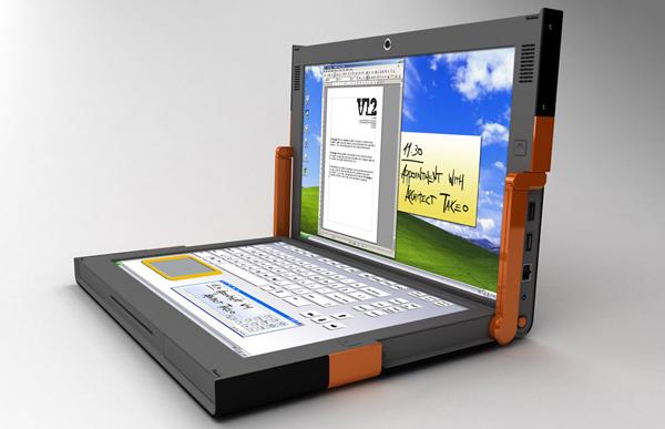 Обзор необычных ноутбуков