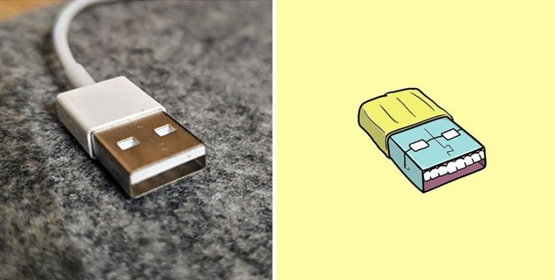 The artist turns ordinary objects into funny Disney characters (30 photos) 17