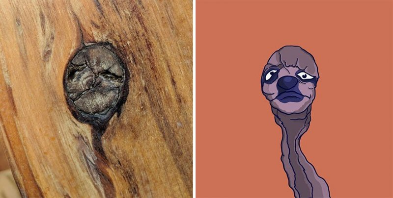 The artist turns ordinary objects into funny Disney characters (30 photos) 4
