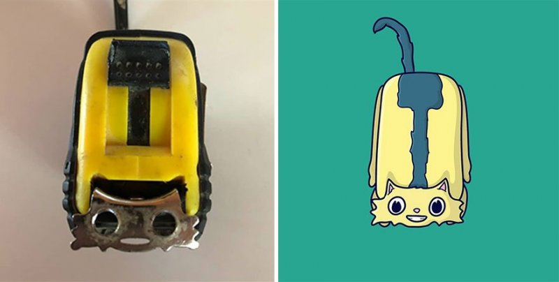 The artist turns ordinary objects into funny Disney characters (30 photos) 22