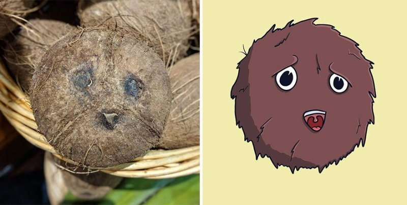 The artist turns ordinary objects into funny Disney characters (30 photos) 25