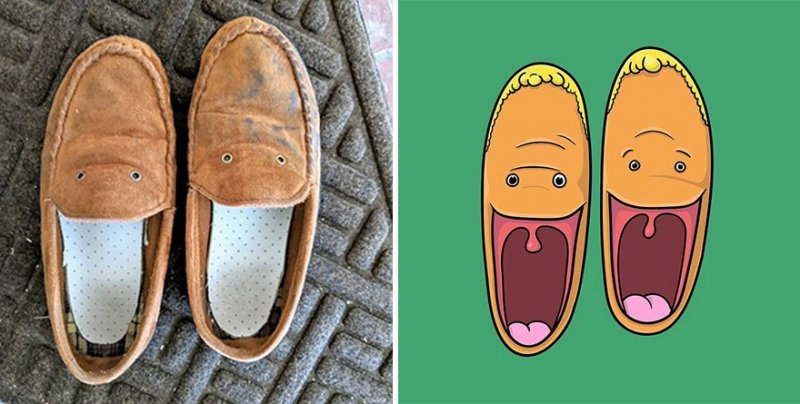 The artist turns ordinary objects into funny Disney characters (30 photos) 3
