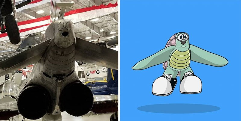 The artist turns ordinary objects into funny Disney characters (30 photos) 10