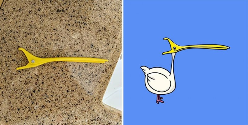 The artist turns ordinary objects into funny Disney characters (30 photos) 12