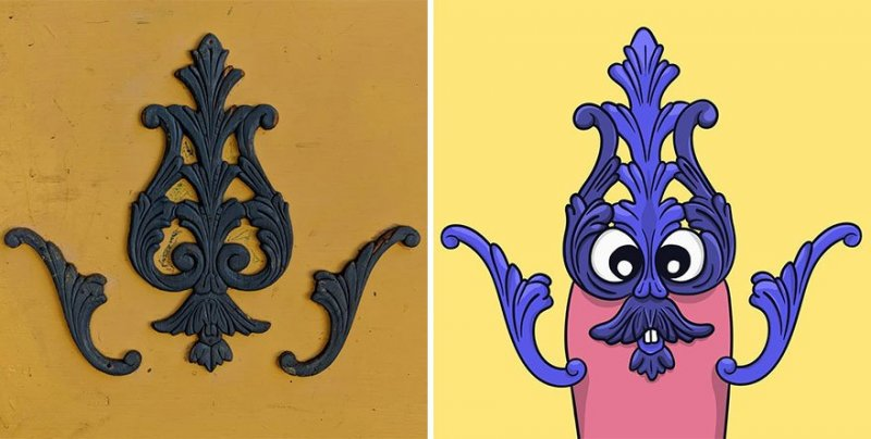 The artist turns ordinary objects into funny Disney characters (30 photos) 21