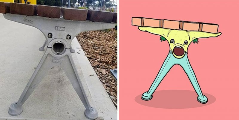 The artist turns ordinary objects into funny Disney characters (30 photos) 28