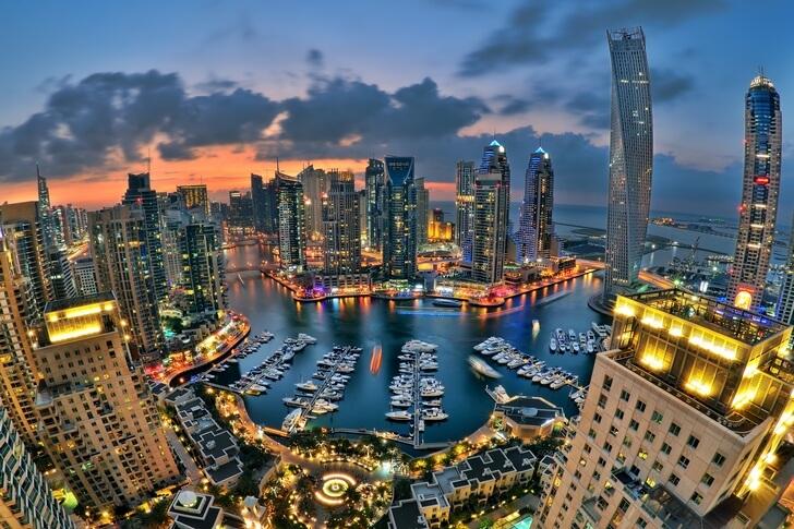 Самые великолепные места Дубаи (30 фото)