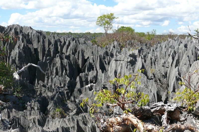 ТОП-10 самых красивых геологических чудес