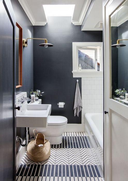 10 популярных материалов для отделки ванной комнаты, их плюсы и минусы