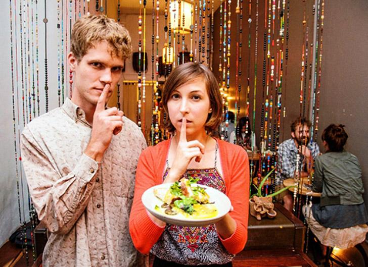 ТОП-13 самых удивительных ресторанов со всего мира