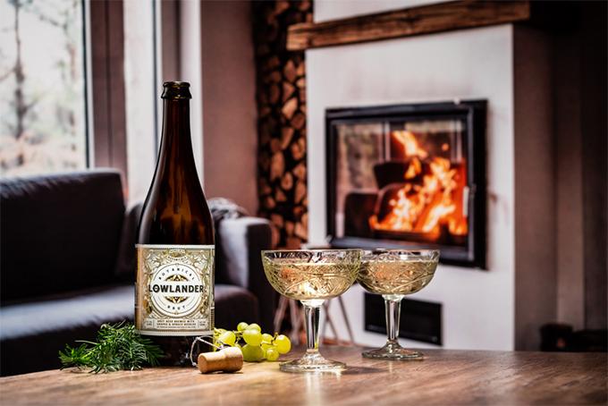 В Амстердаме выпустили рождественское пиво из выброшенных прошлогодних елок
