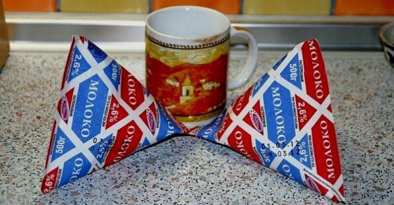 Почему в СССР продавали молоко в «треугольниках»: как нас шведы одурачили (6 фото)