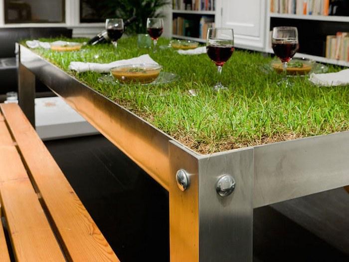 ТОП-10 самых необычных столов мира