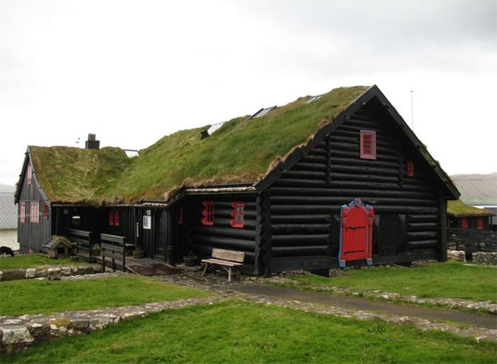 Как выглядят самые старые жилые дома
