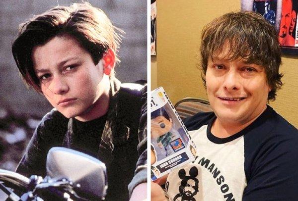 Повзрослевшие дети-актеры любимых фильмов (23 фото)
