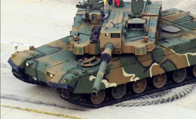 Самые дорогие танки мира (5 фото + видео)