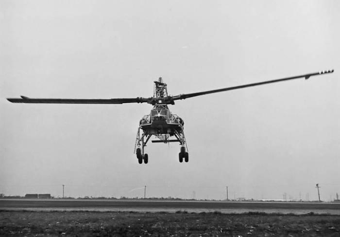 Почему вертолет с уникальной грузоподъемностью не пошел в серию?