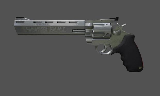 ТОП-8 самых мощных пистолетов