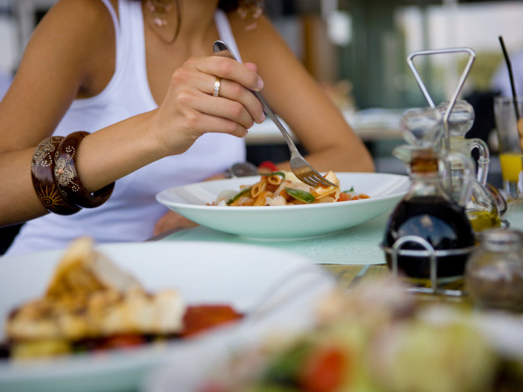 Еда сокращает жизнь