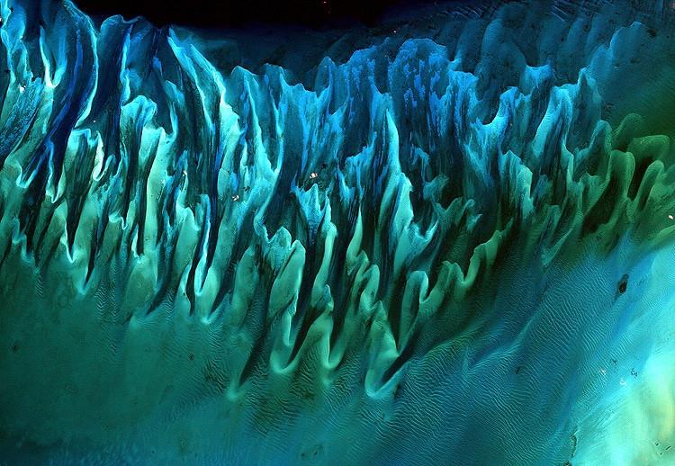 """NASA устроило """"Турнир Земли"""", чтобы определить лучший снимок нашей планеты (8 фото)"""