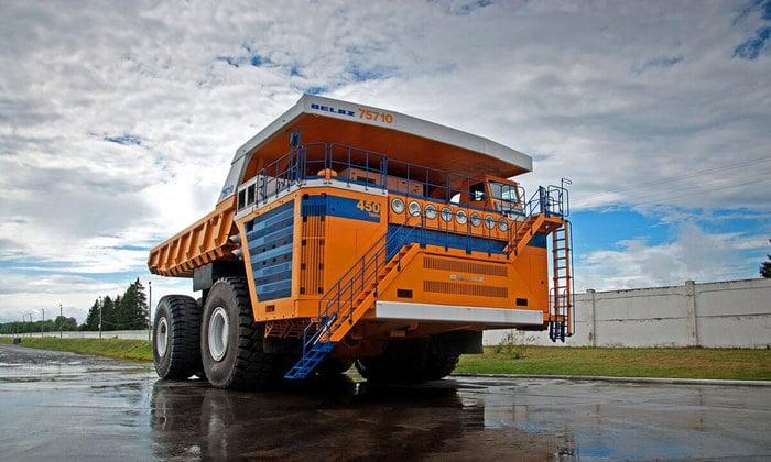 Самые большие автомобили в мире ТОП-10