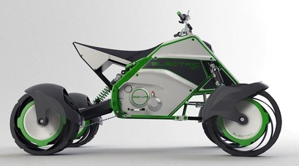 9  необычных квадроциклов мира