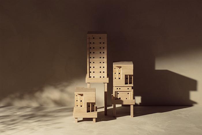 IKEA призывает людей строить дома для пчёл по своим собственным, бесплатно скачанным чертежам (10 фото)