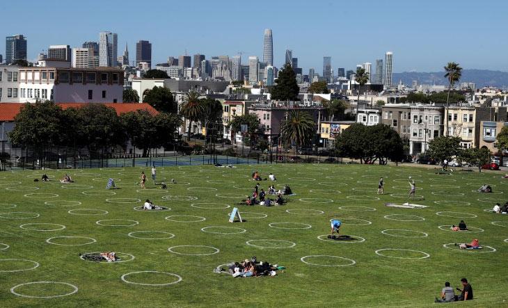 Как будут выглядеть парки после коронавируса
